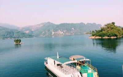 Thung Nai Vịnh Hạ Long trên núi