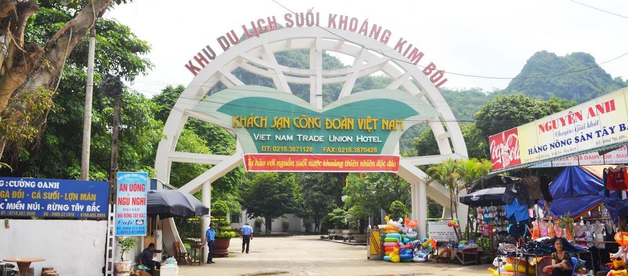 Tour Du lịch Kim Bôi Hòa Bình 1 Ngày